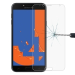 0.26mm 9H 2.5D Tempered Glass Film for Galaxy J4