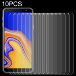 10 PCS 0.26mm 9H 2.5D Tempered Glass Film for Galaxy J4+