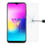 0.26mm 9H 2.5D Tempered Glass Film for LG W30 Pro