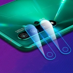 0.3mm 2.5D Transparent Rear Camera Lens Protector Tempered Glass Film for Huawei Nova 5 Pro