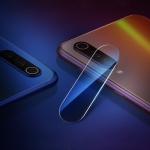 0.3mm 2.5D Transparent Rear Camera Lens Protector Tempered Glass Film for Xiaomi Mi CC9