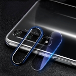 0.3mm 2.5D Transparent Rear Camera Lens Protector Tempered Glass Film for Huawei Honor 20, Senior Version