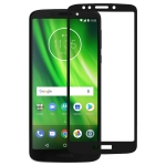 Full Glue Full Cover Screen Protector Tempered Glass film for Motorola Moto G6 Play