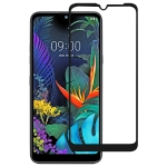 9H Full Screen Tempered Glass Film for LG X6 (2019) / Q60 / K50