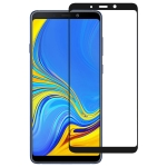 Full Glue Full Cover Screen Protector Tempered Glass film for Galaxy A9 (2018)
