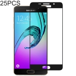 25 PCS Full Glue Full Cover Screen Protector Tempered Glass film for Galaxy A5 (2016) / A510