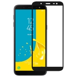 Full Glue Full Cover Screen Protector Tempered Glass film for Galaxy J6 (2018)