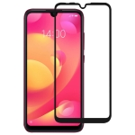 Full Glue Full Cover Screen Protector Tempered Glass film for Xiaomi Mi Play