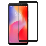 Full Glue Full Cover Screen Protector Tempered Glass film for Xiaomi Redmi 6 & 6A