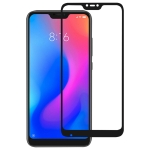 Full Glue Full Cover Screen Protector Tempered Glass film for Xiaomi Redmi 6 Pro / MI A2 lite