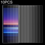 10 PCS 0.26mm 9H 2.5D Tempered Glass Film for Sony Xperia 20