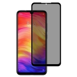 Full Cover Anti-spy Tempered Glass Film for Xiaomi Redmi Note 7