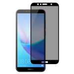 Full Cover Anti-spy Tempered Glass Film for Huawei Honor 7A & Enjoy 8e