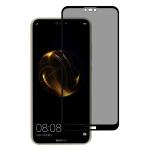 Full Cover Anti-spy Tempered Glass Film for Huawei P20 Lite / Nova 3e