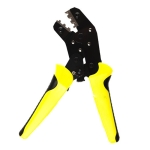 Multi-function Labor Saving Ratchet Terminal Crimping Pliers