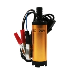 24V Mini Diving Removable Water Pump without Oil Pipe