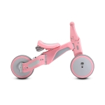 700Kids Multi-function Deformable Children Sliding Walking Learning Push Bike Bicycle (Pink)