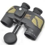 Visionking 7×50 Powerful High Definition Waterproof Nitrogen Rangefinder Compass Binoculars Telescope