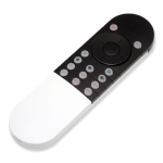 PR-09 Intelligent Infrared Air Mouse Remote Controller with Laser Scanner Function