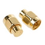 2 PCS 50 Ohm SMA Male Termination Load RF Coaxial Connector