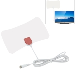 50 Miles Range 25dBi High Gain Digital Indoor TV Antenna with Amplifier