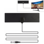 80 Miles Range 28dBi High Gain Digital Indoor HDTV Antenna with 4m Coaxial Cable
