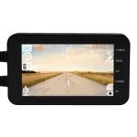 4 inch HD WIFI Dual Lens 1080P Waterproof Motorcycle Driving Recorder
