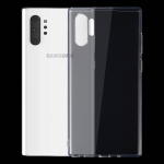 0.75mm Ultrathin Transparent TPU Soft Protective Case for Galaxy Note 10 Pro