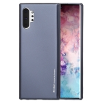 MERCURY GOOSPERY i-JELLY TPU Shockproof and Scratch Case for Galaxy Note 10+ (Black)