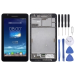 LCD Screen and Digitizer Full Assembly with Frame for Asus Fonepad 7 FE171 FE171MG FE171CG(Black)