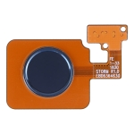 Fingerprint Sensor Flex Cable for LG V40 ThinQ V405QA7 V405 (Blue)