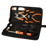 JAKEMY JM-P14 Welding Repair Tools Set Toolbox Bag Wire Stripper Pliers Screwdriver