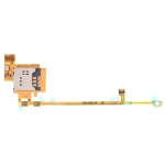 SIM Card Holder Socket Flex Cable for Sony MK16