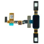 Fingerprint Sensor Flex Cable for Nokia 8 / N8 TA-1012 TA-1004 TA-1052 (Black)