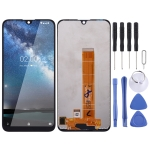LCD Screen and Digitizer Full Assembly for Nokia 2.2