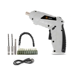 Multi-function Rechargeable Lithium Battery Driver Mini Screwdriver Set