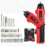 4.8V Outdoor Portable Multi-function Electric Screwdriver Set, US Plug