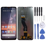 LCD Screen and Digitizer Full Assembly for Nokia 3.2(Black)