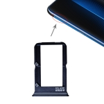 SIM Card Tray + SIM Card Tray for Vivo iQOO (Black)