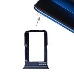 SIM Card Tray + SIM Card Tray for Vivo iQOO (Black)