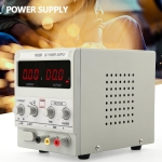 Kaisi K-1503DD DC Power Supply Adjustable DC Stabilized Digital Power Supply Maintenance Equipment 15V 3A, US Plug