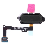 Fingerprint Sensor Flex Cable for Galaxy J7 Duo SM-J720F (Black)