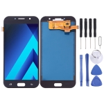 LCD Screen and Digitizer Full Assembly (TFT Material) for Galaxy A7 (2017), A720FA, A720F/DS(Black)