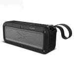 W-KING S20 Loundspeakers IPX6 Waterproof Bluetooth Speaker Portable NFC Bluetooth Speaker For Outdoors/Shower/BIcycle FM Radio(black)