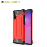 Magic Armor TPU + PC Combination Case for Galaxy Note10 pro(Red)