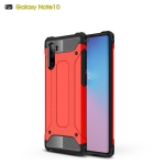 Magic Armor TPU + PC Combination Case for Galaxy Note10(Red)