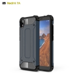 Magic Armor TPU + PC Combination Case for Xiamo Redmi 7A(Navy Blue)