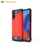 Magic Armor TPU + PC Combination Case for Huawei Nova5(Red)