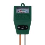 RZ102 Soil Moisture Humidity Hygrometer Measuring Mini PH Meter Soil Moisture Monitor Gardening Plant Farming Light Sunlight Tester