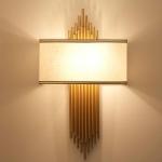 Modern Minimalist Living Room Bedroom Bedside Aisle TV Background LED Wall Light, Size:65x35x12cm
